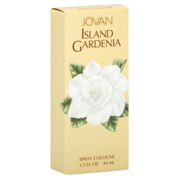 Jovan Island Gardenia Spray Cologne