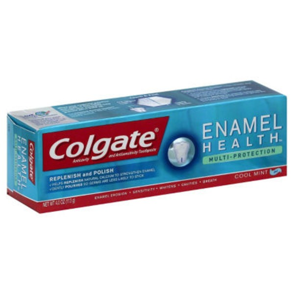 Colgate Enamel Health Cool Mint Toothpaste