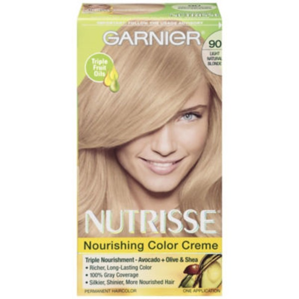 Nutrisse® 90 Light Natural Blonde (Macadamia) Nourishing Color Creme
