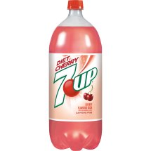 Diet 7UP Cherry, 2 L