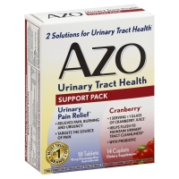 Azo Urinary Health Support Pack