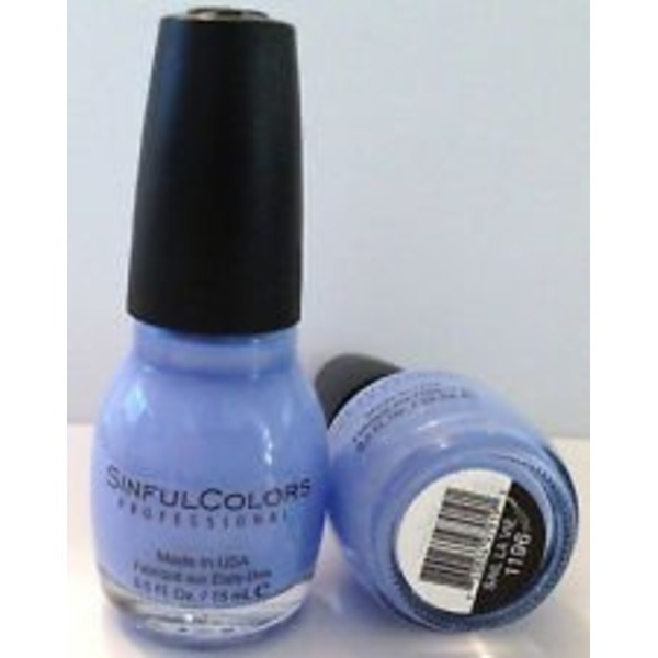 Sinful Colors Sinful .5floz Nail Color 1196 Sail La Vie