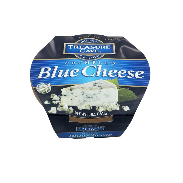 Treasure Cave Crumbled Blue Cheese