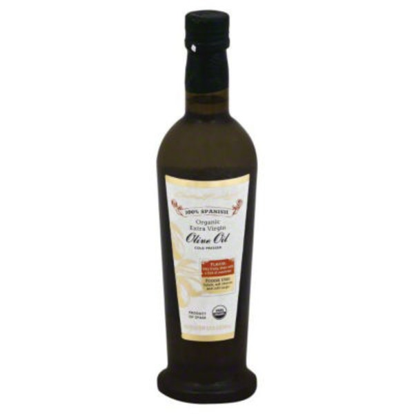 Central Market Organic Extra Virgin Olive Oil
