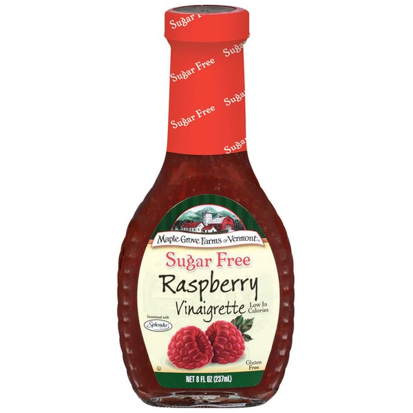Maple Grove Farms Sugar Free Raspberry Vinaigrette Dressing