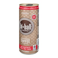 Hi-Ball Energy Coffee Beverage Mocha