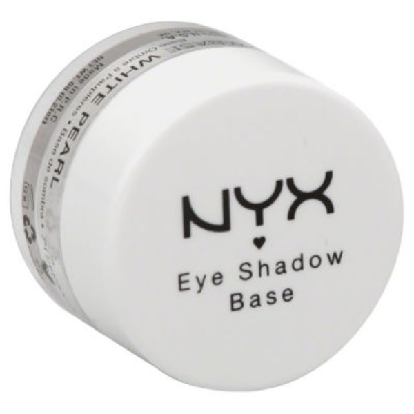 NYX Eye Shadow Base - White Pearl