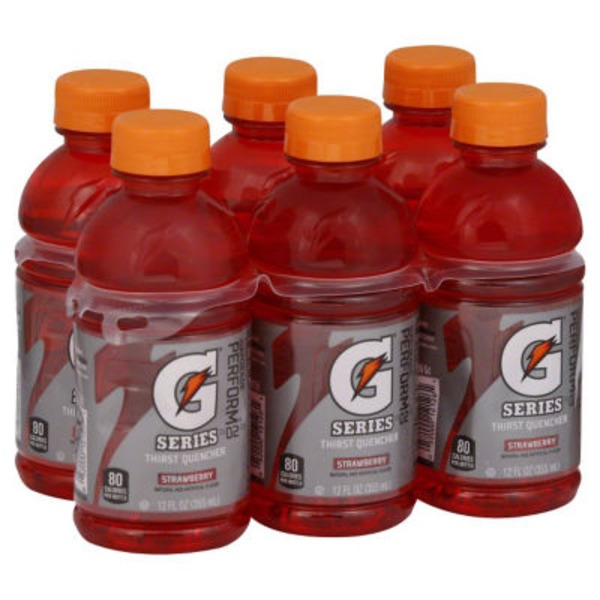 Gatorade G Series Strawberry Sports Drink