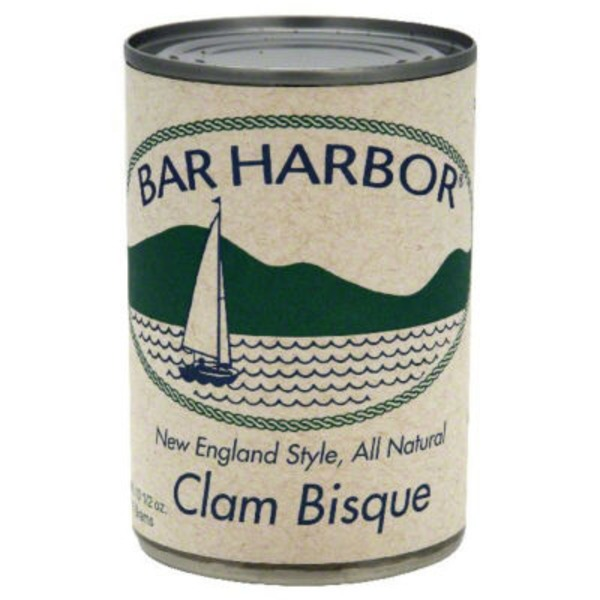 Bar Harbor New England Style Clam Bisque