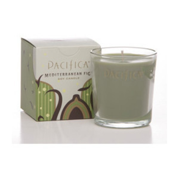Pacifica Cndle Mediterranean Fig Votive