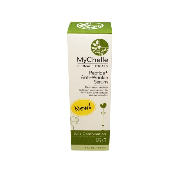 MyChelle Dermaceuticals Peptide+ Anti Wrinkle Serum for All/Combination Skin