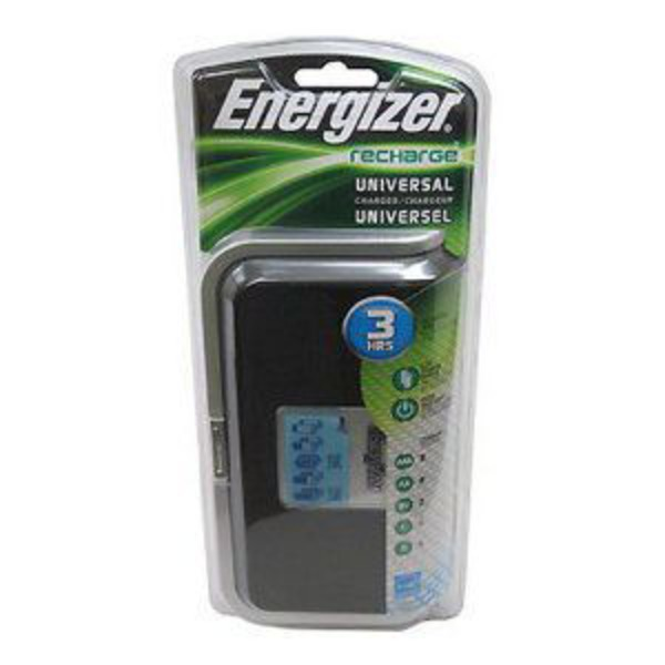 Energizer Recharge Universal Charger