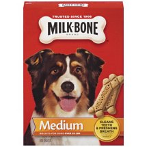 Milk-Bone Original Dog Biscuits - for Medium-sized Dogs, 24-Ounce
