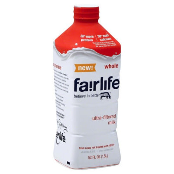 Fairlife Whole Milk