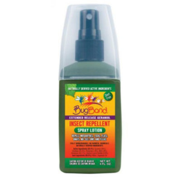 Bugband Insect Repellent Spray Lotion