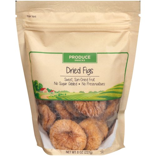 Produce Snacks Dried Figs