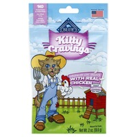 Blue Buffalo Cat Treats, Natural, with Real Chicken