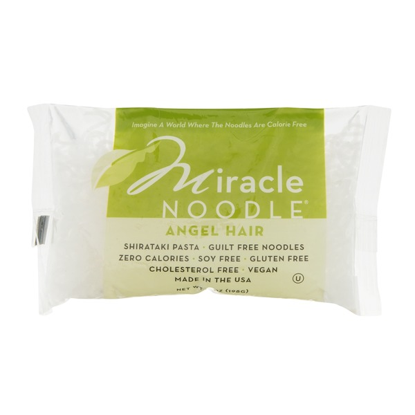 Miracle Noodle Pasta Angel Hair