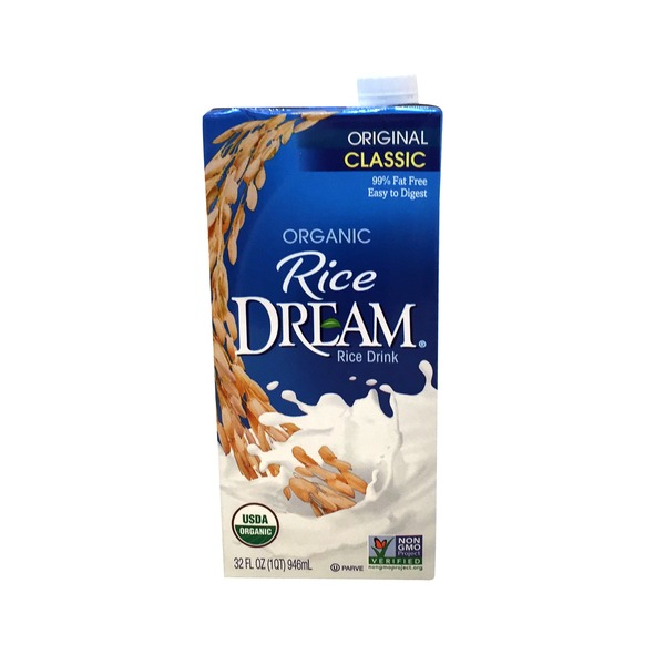 Rice Dream Original Classic Organic Rice Drink