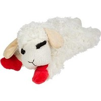 Classic Media Lamb Chop Dog Toy