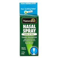 Naturade Nasal Spray Saline & Aloe