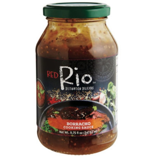 Red Rio Borracho Cooking Sauce