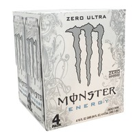 Monster Zero Ultra Energy Drink