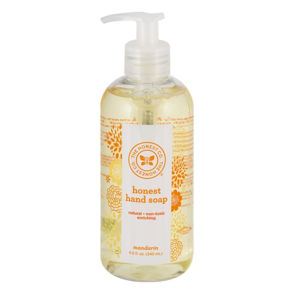 The Honest Company Honest Hand Soap Mandarin