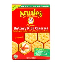 Annie's Homegrown Organic Buttery Rich Classics