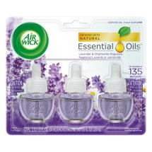 Air Wick Plugins Lavender and Chamomile 0.67 oz. (Pack of 3)