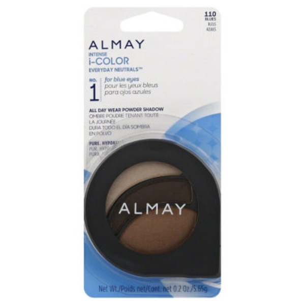 Almay Intense i-color Eyeshadow - Everyday Neutrals for Blue Eyes 110