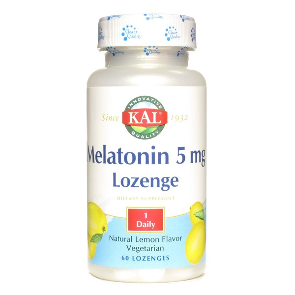 Kal Melatonin 5mg