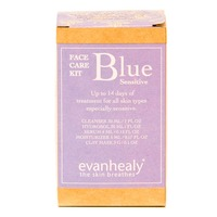 Evanhealy Face Care Blue Kit