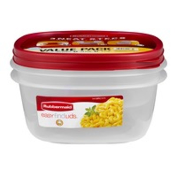 Rubbermaid Value Pack - 2 CT