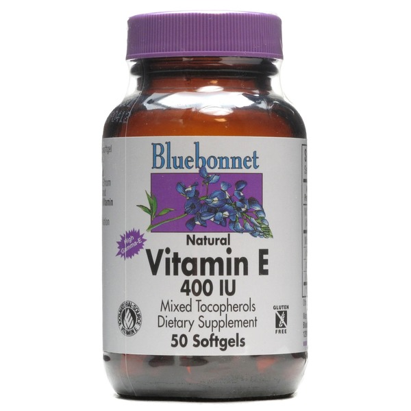 Bluebonnet Vitamin E 400 IU Softgels