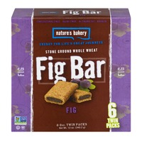 Nature's Bakery Fig Bar Fig - 6 CT