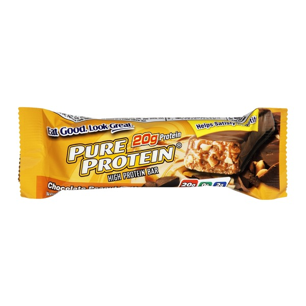 Pure Protein Chocolate Peanut Butter Bar