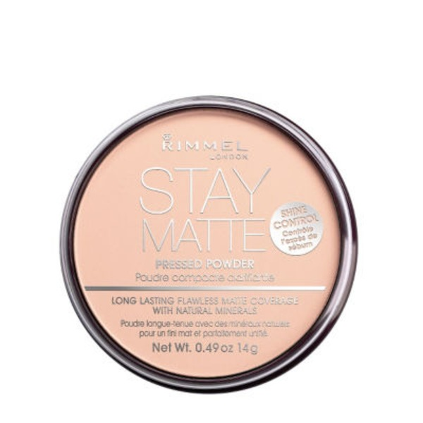 Rimmel Stay Matte Long Lasting Pressed Natural 003 Powder
