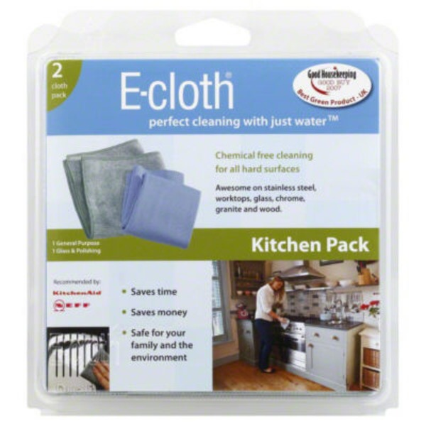 E Cloth Cloth, Kitchen Pack
