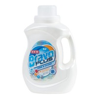 H-E-B Bravo Plus Free And Clear Liquid Laundry Detergent 32 Loads