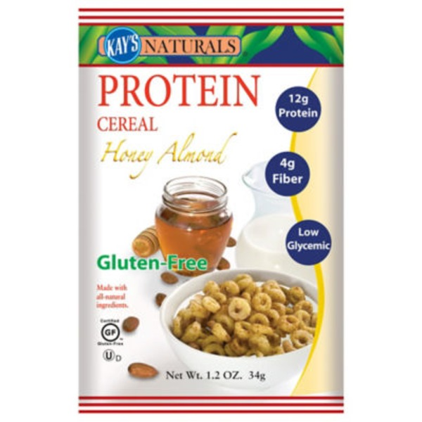 Kays Naturals Protein Honey Almond Cereal