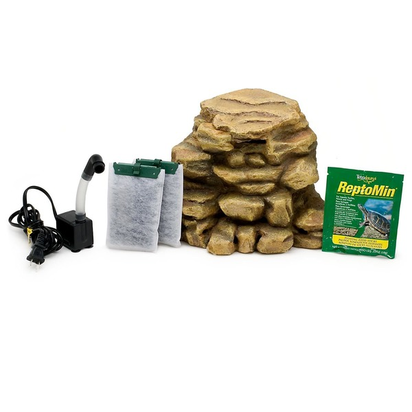Tetra Decorative Repto Filter For Frogs Newts & Turtles
