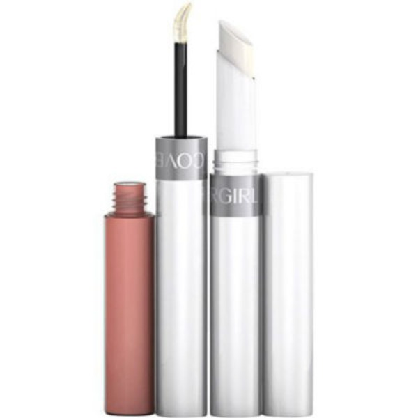 CoverGirl Outlast COVERGIRL Outlast All-Day Moisturizing Lip Color, Nude Flush .13 oz (4.2 g) Female Cosmetics