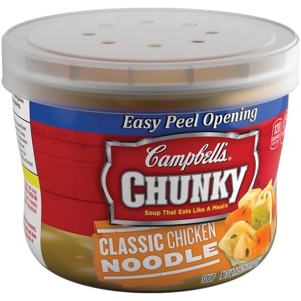 Campbell's Classic Chicken Noodle Soup