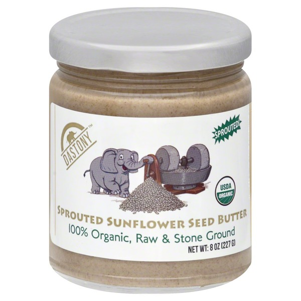 Dastony Sunflower Seed Butter, Sprouted