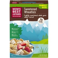 Mom's Best Cereals Sweetened Wheatfuls Cereal