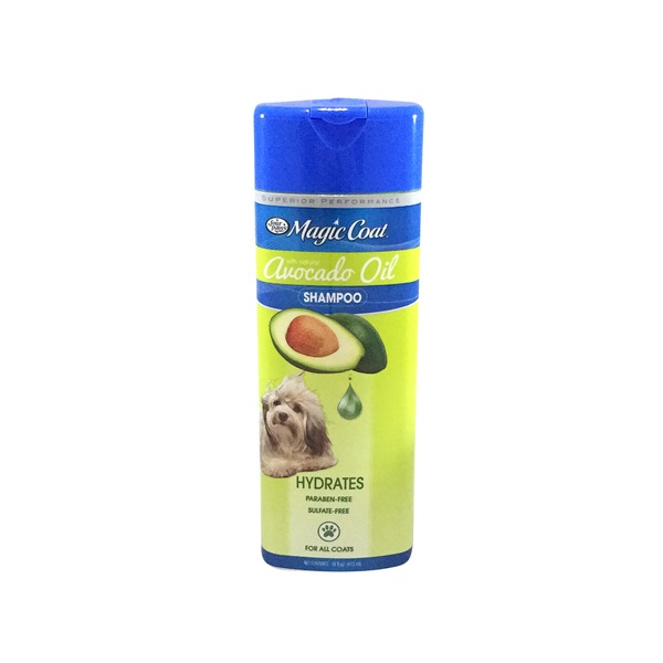 Magic Coat Nourishing Avocado Shampoo