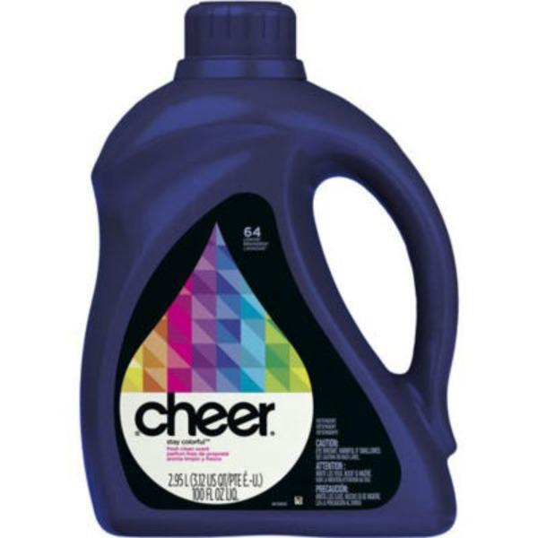 Cheer Liquid Laundry Detergent