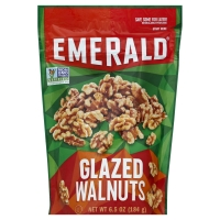 Emerald Glazed Walnuts
