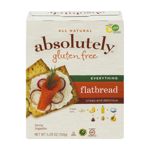 Absolutely Gluten Free Gluten Free Flatbread Everything